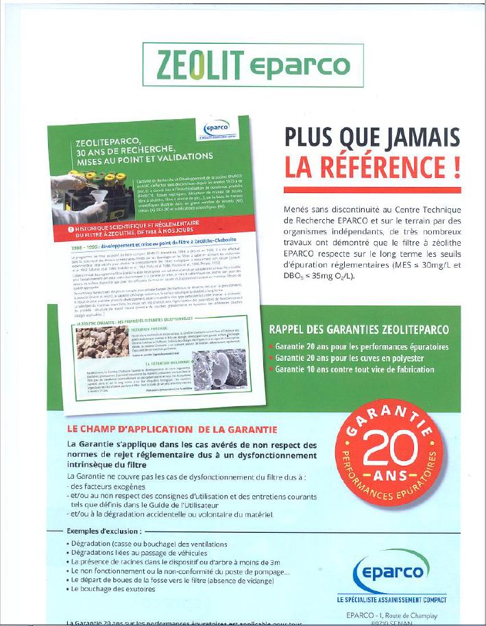 garantie eparco2